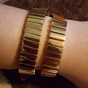 Mk wrap around bracelet